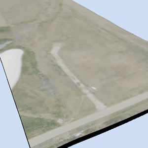 USGS Terrain Data in OpenSCAD